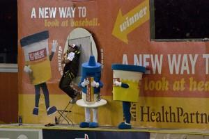 Healthcare Marketing Viral Mascots Credit: megrashrutot