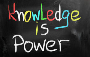 Competitive Intelligence is Power