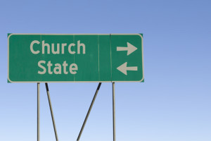 Church-State Image for Offline Marketing to Online Marketing